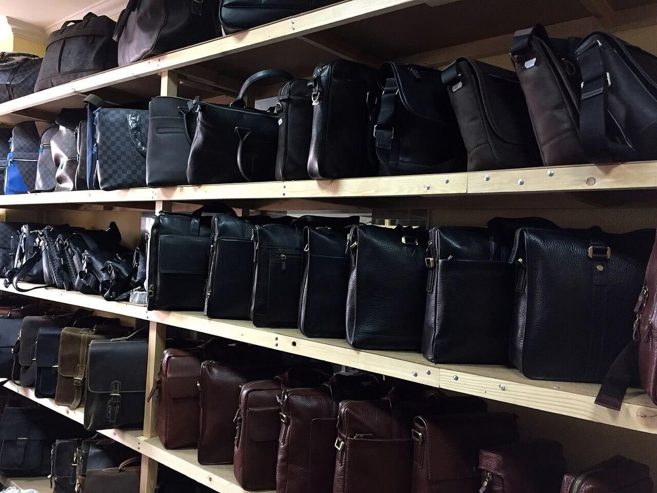 Магазин мужских кожаных сумок Киев