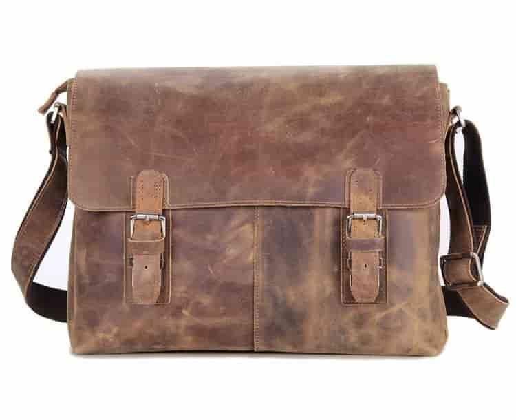 Кожаные мужские сумки А4 - магазин сумок Кенгуру