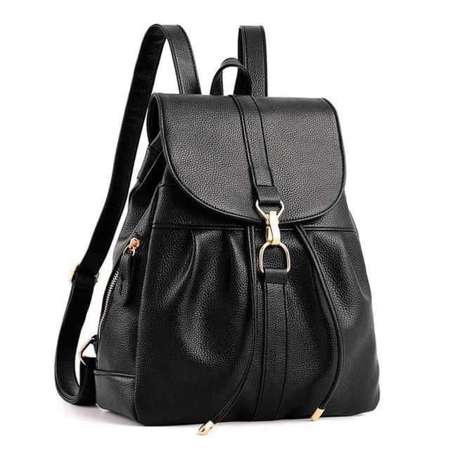 выбираем женский кожаный рюкзак - сумки кенгуру